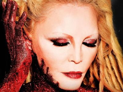 Patty Pravo on air con 'Pianeti'