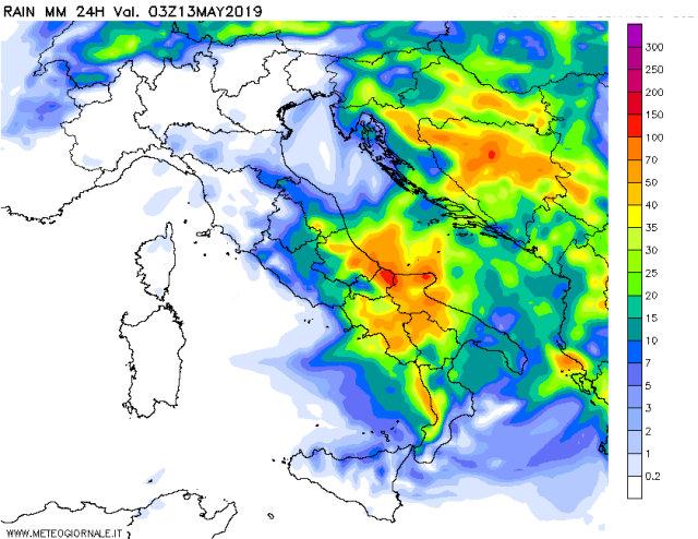 immagine 4 articolo previsioni meteo weekend peggioramento per tutta italia
