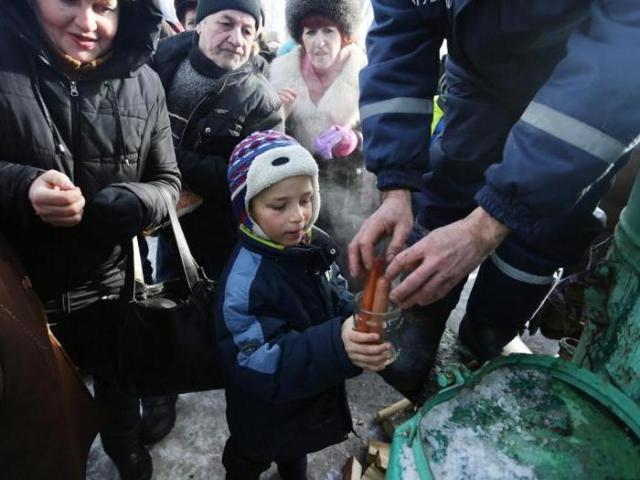 Avdiivka, al centro della guerra riesplosa in Donbass