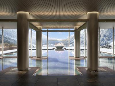 Sulle Dolomiti apre il Resort spa eco sostenibile
