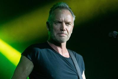 Sting annulla due concerti, sta male?
