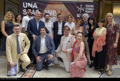 50 titoli e 220 serate per nuova stagione Teatro Stabile del Veneto