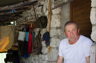 Vuole salvare il lago della Duchessa, pastore vittima di intimidazioni