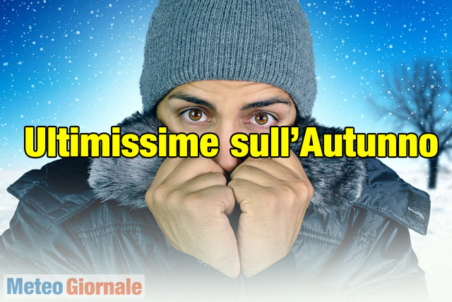 immagine 1 articolo meteo autunno freddo e burrascoso