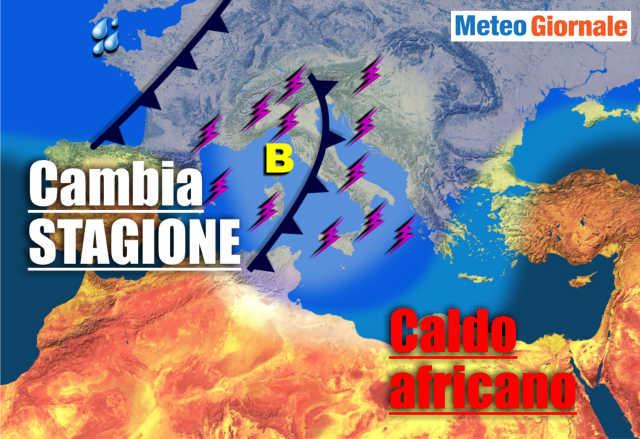 immagine 1 articolo meteo sino 4 settembre estate tropicale stop