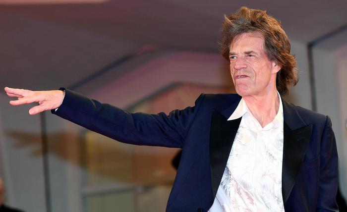 Anche Mick Jagger lancia un appello per l'ambiente