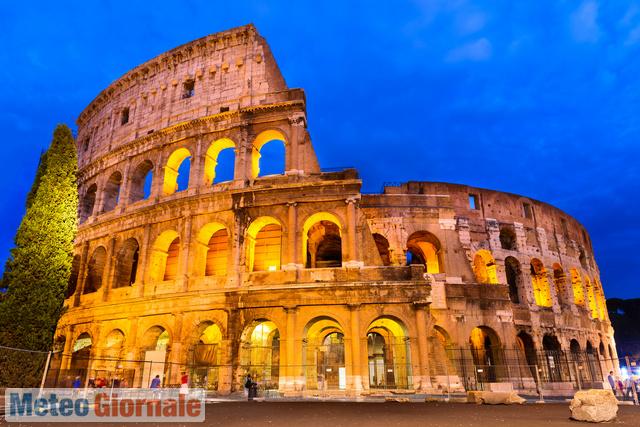 immagine 1 articolo meteo roma fase piu stabile precedera nuova perturbazione in arrivo domenica