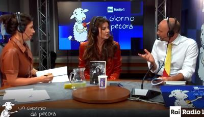 Alba Parietti: Il no a Berlusconi la più grande cazz...