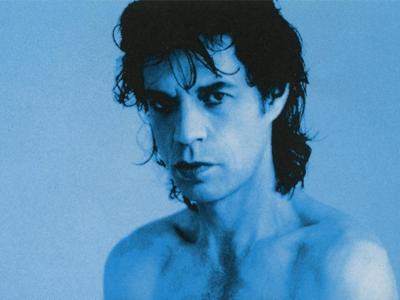 Gli album solisti di Jagger in vinile