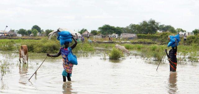 immagine 1 articolo inondazioni in africa centrale iod positivo causa disastri meteo