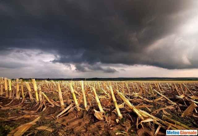 immagine 1 articolo previsioni meteo 6 novembre piogge verso il sud