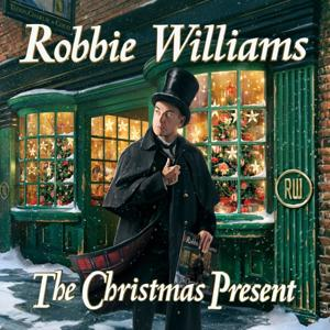 Robbie Williams duetta con Rod Stewart in ''The Christmas present''