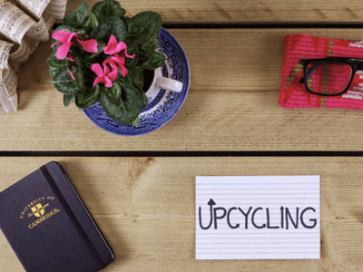 'Upcycling' Parola dell'Anno 2019 per il Cambridge Dictionary