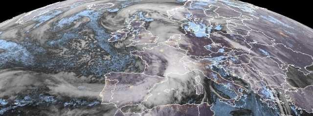 immagine 2 articolo meteo estremo sud europa pioggia vento tempesta in spagna e portogallo