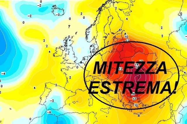 immagine 2 articolo meteo europa anomalie impressionanti caldo anche in italia