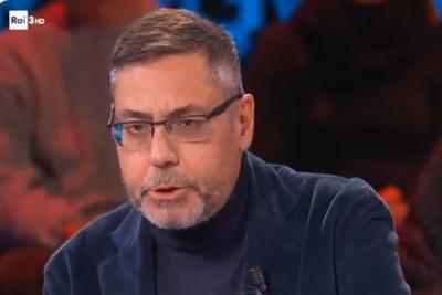 Andrea Vianello in tv dopo l'ictus: Emozionante