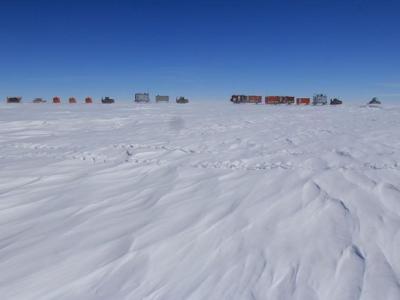 Spedizione italo-francese su plateau antartico, missione compiuta