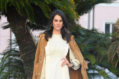 Sanremo, Francesca Sofia Novello difende Amadeus