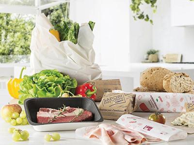 Dalle vaschette ai sacchetti, soluzioni green per il packaging alimentare