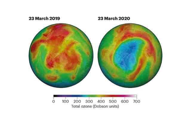 immagine 1 articolo buco ozono da record si e aperto artico cosa succede