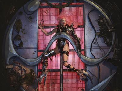 Lady Gaga svela la copertina di 'Chromatica'