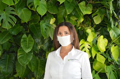 In bambù e compostabili, le mascherine che si gettano nell'umido
