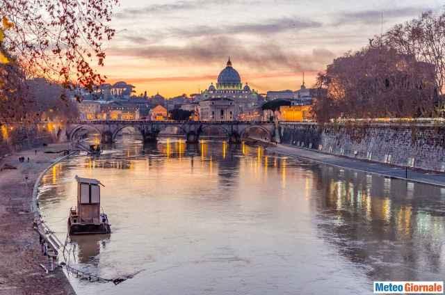 immagine 1 articolo meteo roma caldo con i giorni contati nel fine settimana clima gradevole