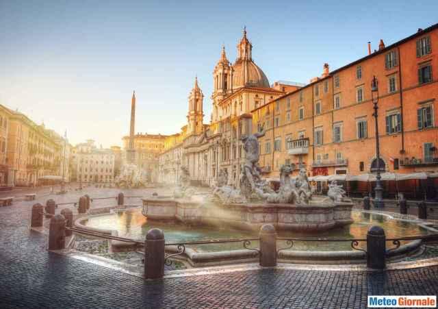 immagine 1 articolo meteo roma insistera il sole con caldo che concedera una tregua