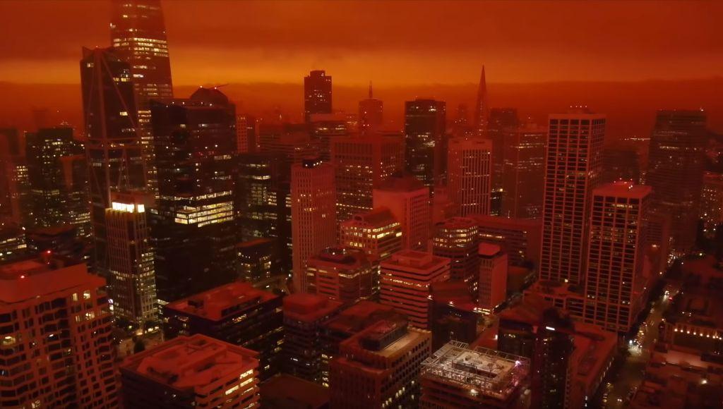 California.Incendi, 10 morti e 16 dispersi. Oregon 500mila persone evacuate