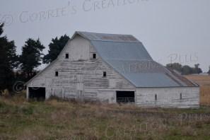 Old barn in southeastern Nebraska