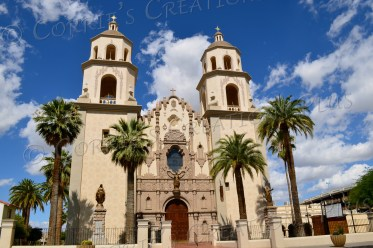 St. Augustine's Cathedral in downtown Tucson