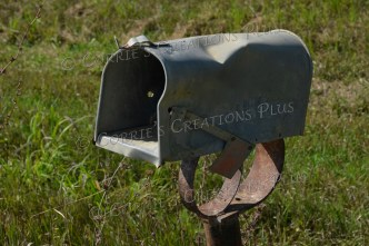Beat-up mailbox! Southeastern Nebraska