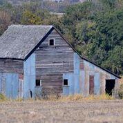 Nebraska has many interesting old barns and buildings.