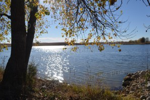 Burchard Lake in southeastern Nebraska