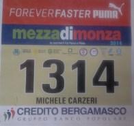 Monza numero