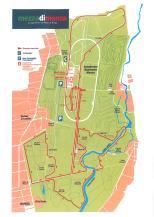 Monza percorso