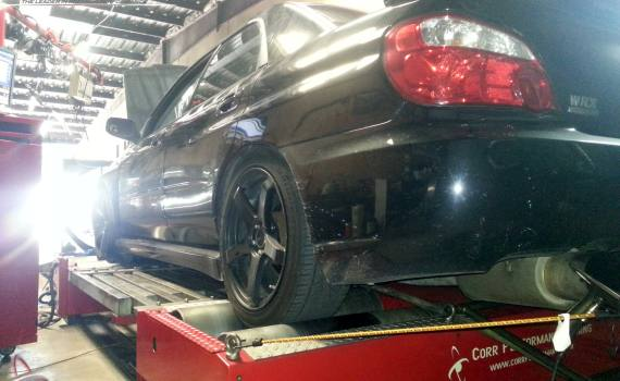 2005 Subaru WRX – APv3 Protune – Corr Performance Tuning, LLC