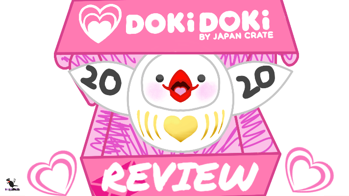 Doki Doki Review by Japan Crate