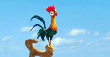 Heihei the worlds stupidest chicken