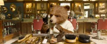 Paddington the barber