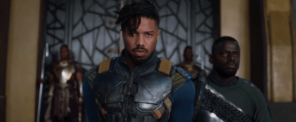 Michael B. Jordan is the best MCU villain to date N'Jadaka/Killmonger