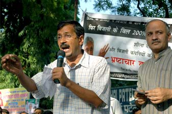 India: Kejriwal forms political party to change the system