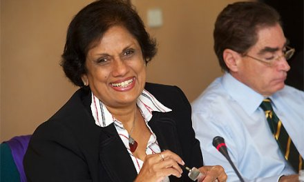 Sri Lanka: Chandrika hits out at abuse of power, corruption