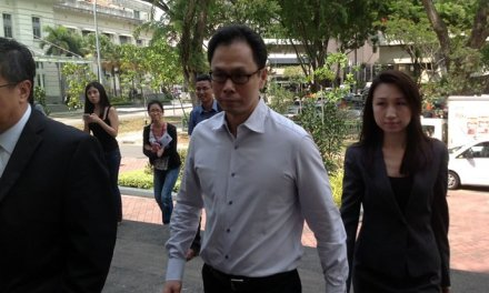 Singapore: Former CNB chief Ng Boon Gay on the stand