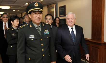 China: Retired General under corruption probe