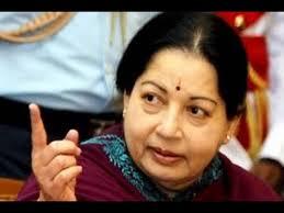 India: Tamil Nadu CM Jayalalithaa in jail for corruption