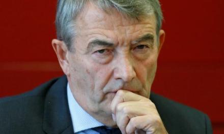 Germany: Police Raid German Football Federation Offices