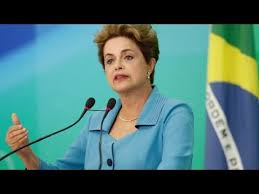 Brazil: President Dilma Rousseff impeached.