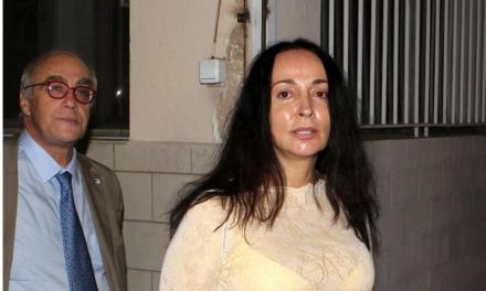 Greece: Corruption, ex-minister's wife on hunger strike