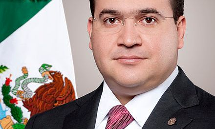 Mexico: Former Governor of Veracruz state on the run captured.